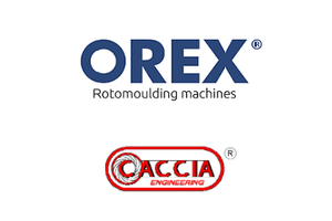 Full-fledged acquisition of the Italian company Caccia Engineering Srl - a manufacturer of rotomoulding machines
